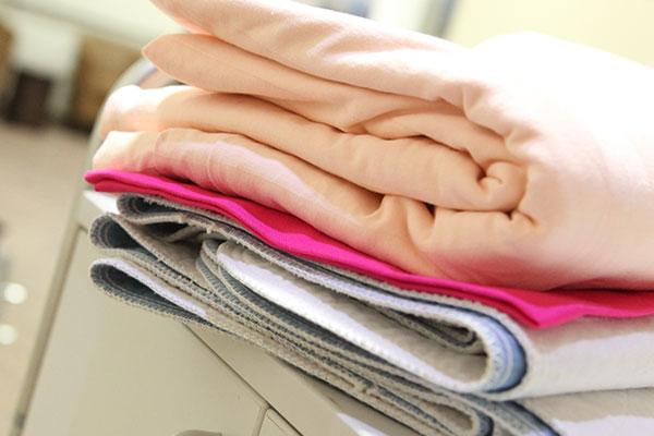 Inkontinenz-Textilien bekommen bei uns eine besondere Aufmerksamkeit.